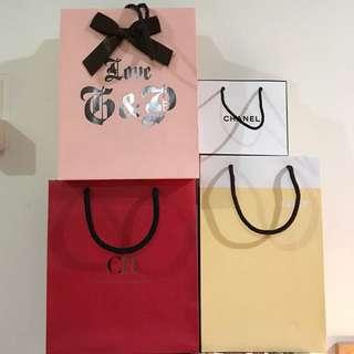 [BATCH] Designer Branded Paper Bags
