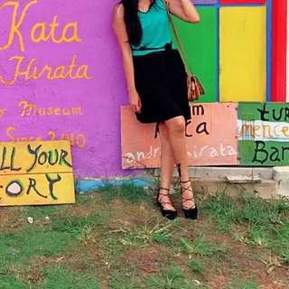 Flat Shoes Bershka No 36
