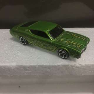 Hot Wheels 69 Mercury Cyclone