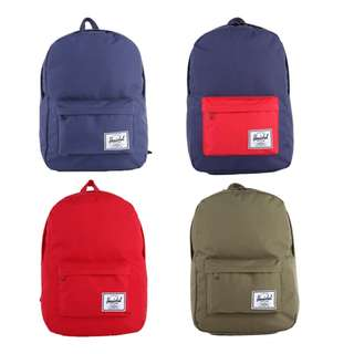 [$34.99 ONLY] WHILE STOCK LASTS Herschel Classic Assorted