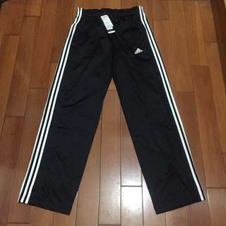 adidas 三條線 長褲 非窄版