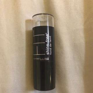 Maybelline fit me shine free foundation