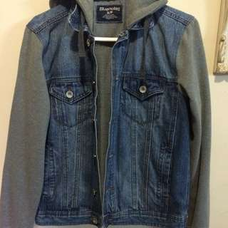 S Bluenotes jean jacket