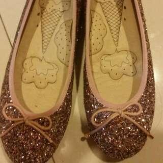 Diana百貨專櫃平底鞋