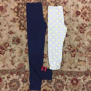 Miki Kids Leggings Set
