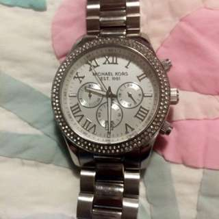 MK Oversized Watch
