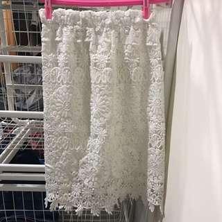 氣質蕾絲裙