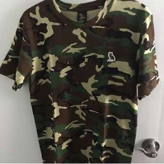 OVO Camo Shirt