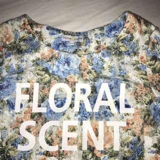 Cache Cache Floral Top
