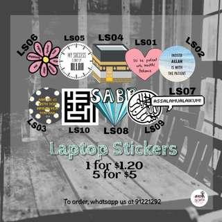 Islamic Laptop Stickers