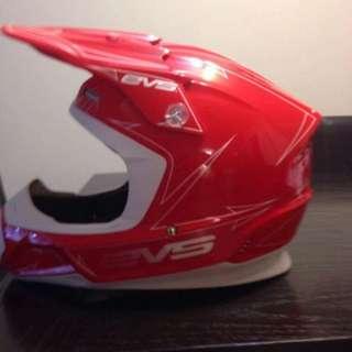 Evs Dirtbike Helmet
