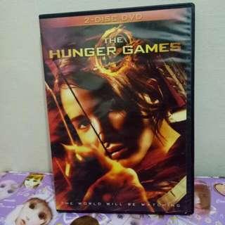 Hunger Games 2 Disc Dvd