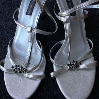 Strapped Evening Wear Shoes