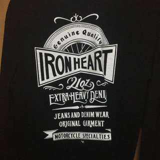 Iron Heart Long Sleeve
