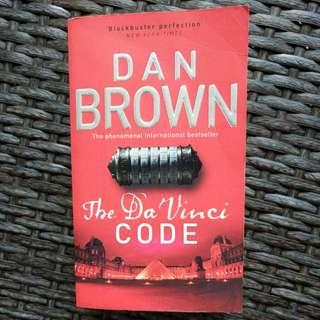 Dan Brown, 'The Daily Vinci Code' book
