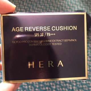 Hera Age Reverse Cushion Foundation C 21