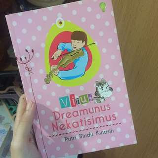 "Novel ""dreamunus Nekatisimus"""