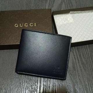 Gucci銀包