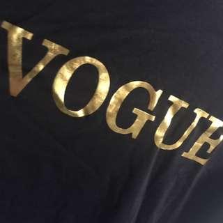 Vogue T-Shitt