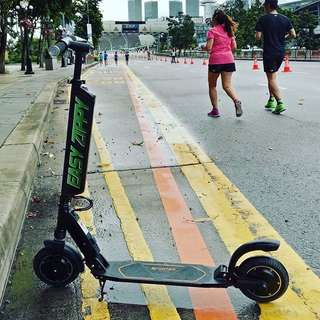 Selling 10.5 KG Electric Kick Scooter #1212YES