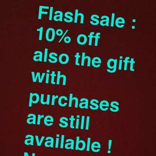 10% Off Everything , Gift With Purchases Still Available Xo