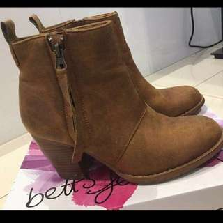 Betts Brown Boots