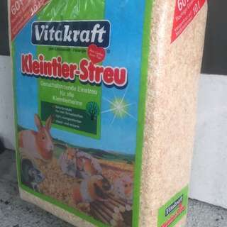 Vitakraft wood shavings for small animal