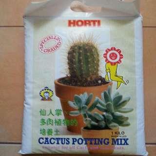 Horti Cactus / Succulent Potting Mix