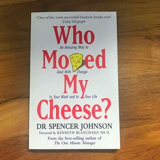 Who Moved My Cheese? (Classical Book)