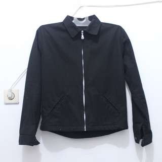 Workshirt Jacket Black