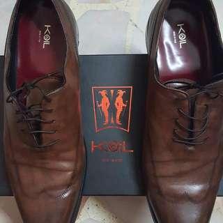 🚚 Authentic Men's Leather Shoes