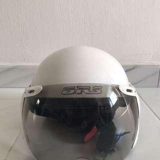 Selling Pre Loved GRS Retro Helmet (Space-like)