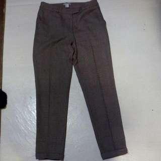 Pants Checkered (H&M)