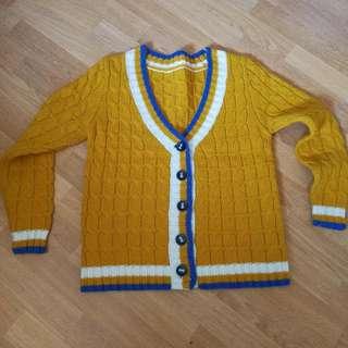 Women Cute Knit Jacket