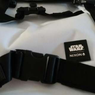 Limited Edition NIXON SW Bag Pack STORMTROOPER