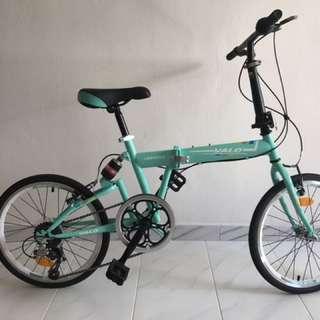 Valo 20inch Urban 5.0 Folding Bicycle REGA L Folding bike VALO 16 Inch