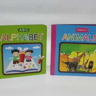 Mini Board Books