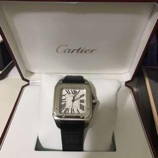 Cartier Santos Ladies Mid Size