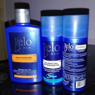 Belo Men Products