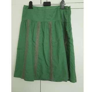 Korean Linen Skirt