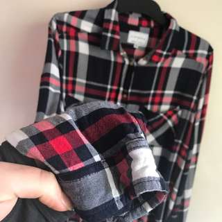 Dress Flannel