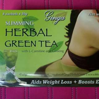 Slimming Herbal Green Tea
