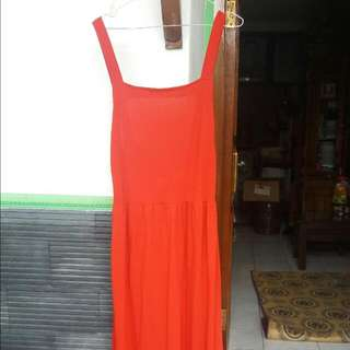Longdress Merah