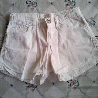 White Shorts for Kids