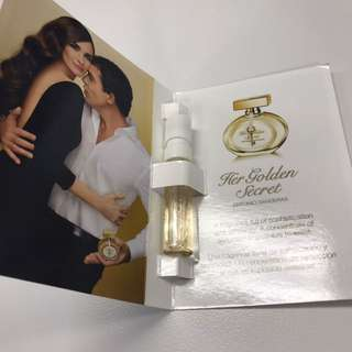Parfum Her Golden Secret Antonio Banderas
