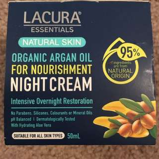 Lacura Night Cream