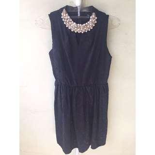 Party Mini Dress Pearl