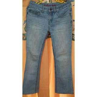 Flared Pants