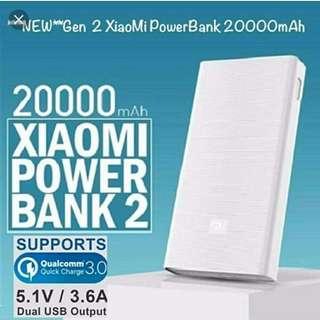 Xiaomi 200000mah QC3.0 Powerbank - Authentic
