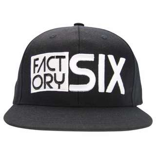 FactorySIX Snapback Baseball cap - Limited Edition – Free Delivery